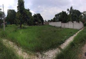 Foto de terreno habitacional en venta en bugambilias , el tejar, medellín, veracruz de ignacio de la llave, 7107059 No. 01