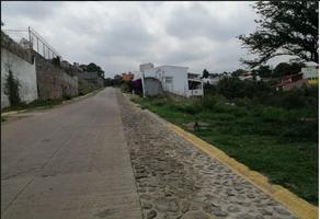Foto de terreno habitacional en venta en bugambilias , real de tetela, cuernavaca, morelos, 17621743 No. 01