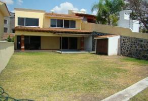 Foto de casa en renta en  , bugambilias, temixco, morelos, 11268634 No. 01