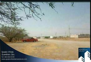 Foto de terreno habitacional en venta en bugambilias , tequisquiapan centro, tequisquiapan, querétaro, 20454623 No. 01