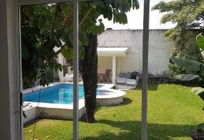 Foto de casa en renta en  , burgos bugambilias, temixco, morelos, 6297492 No. 01