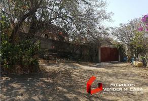 Foto de terreno habitacional en venta en  , burgos, temixco, morelos, 20100370 No. 01
