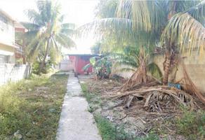 Foto de terreno habitacional en venta en  , burócrata, carmen, campeche, 14549157 No. 01