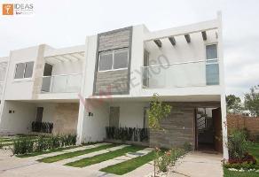 Foto de casa en venta en bv. meseta 2501, de la santísima, san andrés cholula, puebla, 9034004 No. 01