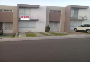 Foto de casa en renta en bv. punta esmeralda 2020, punta esmeralda, corregidora, querétaro, 18866232 No. 01