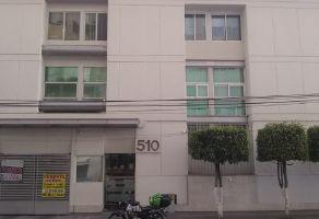 Foto de departamento en renta en Santa Cruz Atoyac, Benito Juárez, DF / CDMX, 20911241,  no 01
