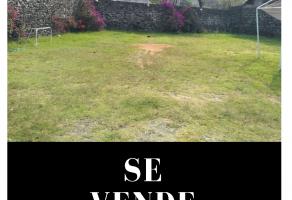 Foto de terreno habitacional en venta en Miguel Hidalgo, Tlalpan, DF / CDMX, 21032176,  no 01