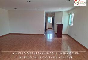 Foto de departamento en venta en Barrio 18, Xochimilco, DF / CDMX, 20982744,  no 01