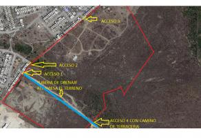 Foto de terreno habitacional en venta en Colinas del Aeropuerto, Pesquería, Nuevo León, 6443791,  no 01