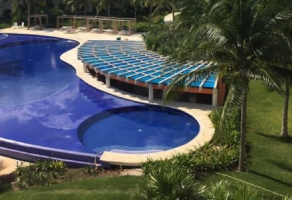 Foto de departamento en venta en Puerto Morelos, Benito Juárez, Quintana Roo, 14423022,  no 01