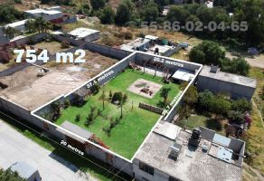 Foto de terreno habitacional en venta en San Miguel Tlaixpan, Texcoco, México, 19808493,  no 01