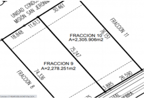 Foto de terreno comercial en venta en Fray Junípero Serra, Querétaro, Querétaro, 20634586,  no 01