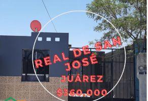 Foto de casa en venta en Real de San Jose, Juárez, Nuevo León, 21012147,  no 01