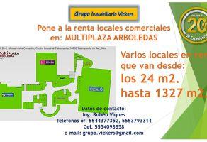 Foto de local en renta en Las Arboledas, Tlalnepantla de Baz, México, 17458271,  no 01