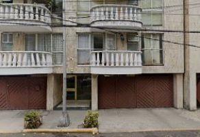 Foto de departamento en renta en El Rosedal, Coyoacán, DF / CDMX, 15664075,  no 01