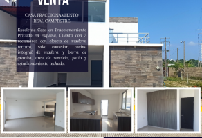 Foto de casa en venta en Santa Isabel IV, Coatzacoalcos, Veracruz de Ignacio de la Llave, 22353854,  no 01