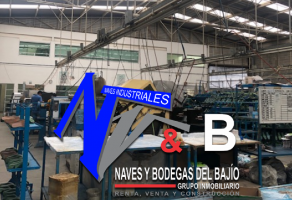 Foto de bodega en venta en Industrial Delta, León, Guanajuato, 15557107,  no 01