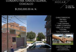 Foto de departamento en venta en Coacalco, Coacalco de Berriozábal, México, 20892752,  no 01