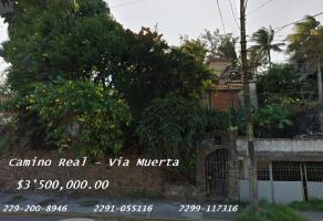 Foto de terreno habitacional en venta en Boca del Río Centro, Boca del Río, Veracruz de Ignacio de la Llave, 12679238,  no 01