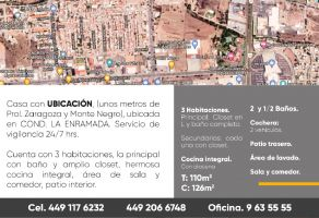 Foto de casa en venta en La Enramada, Aguascalientes, Aguascalientes, 22456697,  no 01