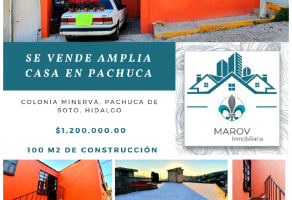 Foto de casa en venta en Minerva, Mineral de la Reforma, Hidalgo, 19812691,  no 01