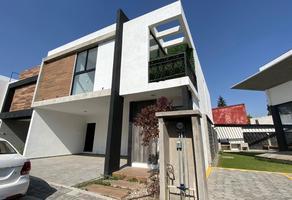 Foto de casa en venta en caamino real cholula momoxpan , rincón de la arborada, san pedro cholula, puebla, 20156458 No. 01