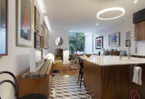 Foto de casa en condominio en venta en Roma Norte, Cuauhtémoc, DF / CDMX, 19324225,  no 01