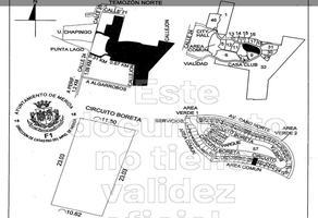 Foto de terreno habitacional en venta en cabo norte , algarrobos desarrollo residencial, mérida, yucatán, 0 No. 01