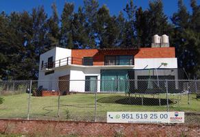 Foto de casa en venta en cacaloxochitl , barrio vista hermosa, san agustín etla, oaxaca, 6465065 No. 01