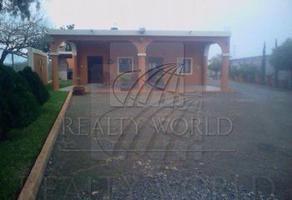 Foto de rancho en venta en  , cadereyta jimenez centro, cadereyta jiménez, nuevo león, 9000715 No. 01