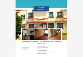 Foto de casa en venta en cadiz 9, villa del real, tecámac, méxico, 0 No. 01