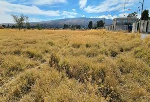 Foto de terreno habitacional en venta en caja del rio , santa catarina ayotzingo, chalco, méxico, 0 No. 01