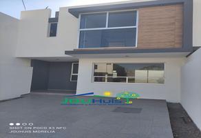 Foto de casa en venta en cajeme 2, la quemada, morelia, michoacán de ocampo, 0 No. 01