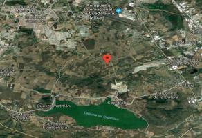 Foto de terreno habitacional en venta en  , cajititlán, tlajomulco de zúñiga, jalisco, 5445535 No. 01