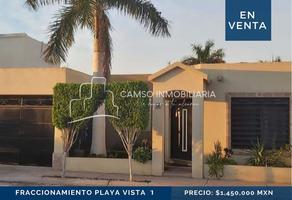 Foto de casa en venta en caleta , playa vista ii, guaymas, sonora, 0 No. 01