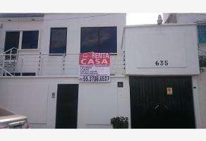 Foto de casa en renta en cali 635, pemex lindavista, gustavo a. madero, df / cdmx, 12000472 No. 01