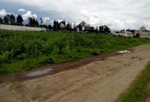 Foto de terreno comercial en venta en calixtlahuaca , santiago tlaxomulco centro, toluca, méxico, 15689310 No. 01