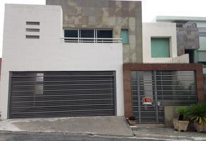 Foto de casa en venta en caliza # 1030 , pedregal de la huasteca, santa catarina, nuevo león, 16326570 No. 01