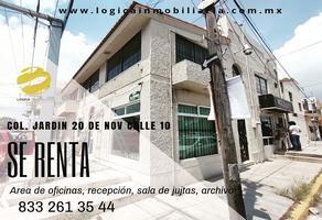 Foto de oficina en renta en calle 10 , jardín 20 de noviembre, ciudad madero, tamaulipas, 21702939 No. 01