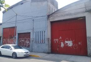 Foto de nave industrial en venta en calle 12 , leyes de reforma 1a sección, iztapalapa, df / cdmx, 14215340 No. 01
