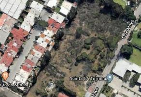 Foto de terreno habitacional en venta en calle 17 de mayo , la tijera, tlajomulco de zúñiga, jalisco, 15147810 No. 01