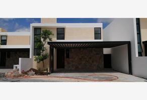 Foto de casa en venta en calle 18 1, cholul, mérida, yucatán, 0 No. 01