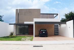 Foto de casa en venta en calle 18 dzitya , komchen, mérida, yucatán, 0 No. 01