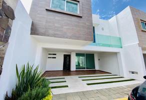 Foto de casa en venta en calle 29 poniente 5, santa maría xixitla, san pedro cholula, puebla, 0 No. 01