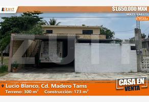 Foto de casa en venta en calle 2da 535, benito juárez, ciudad madero, tamaulipas, 0 No. 01