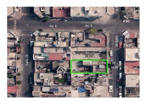 Foto de terreno habitacional en venta en calle 30 , campestre guadalupana, nezahualcóyotl, méxico, 16696388 No. 01