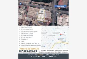 Foto de bodega en venta en calle 4 40, ampliación del gas, azcapotzalco, df / cdmx, 13152237 No. 01