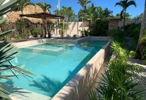 Foto de casa en condominio en venta en calle 4 sur , tulum centro, tulum, quintana roo, 6517773 No. 01