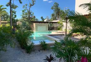 Foto de casa en condominio en venta en calle 4 sur , tulum centro, tulum, quintana roo, 6517776 No. 01