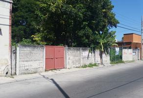 Foto de terreno habitacional en renta en calle 40 , cuauhtémoc, carmen, campeche, 0 No. 01
